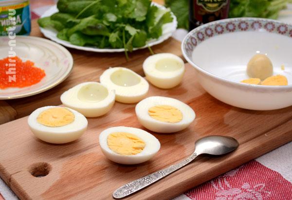 фаршированные-яйца-рецепты-с-фото