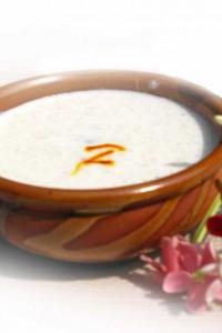 рисовая каша с пряностями