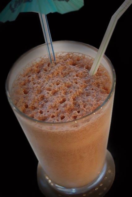 Рецепты блюд диеты Дюкана: вкусный молочный коктейль.