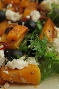 салат-из-тыквы рецепты