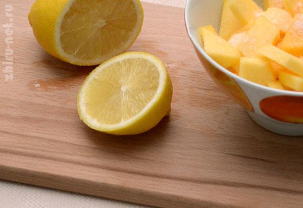 отрезали-лимон
