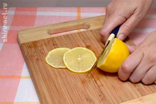 режем-лимон