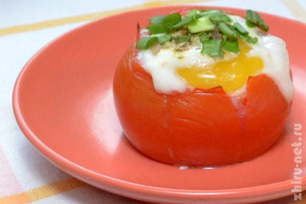 запеченные-помидоры