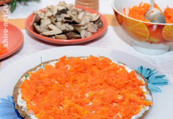 выкладываем-морковь