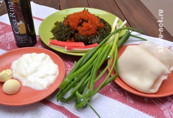 продукты-для-салата