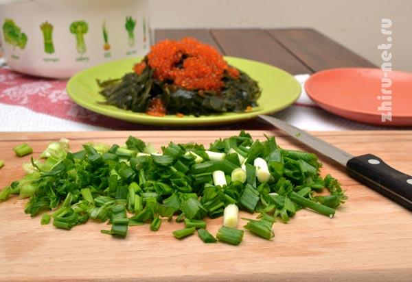 режем-зеленый-лук