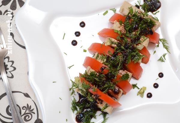 салат-с-тофу-рецепт