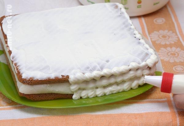 украшаем-торт-по-дюкану-кремом