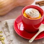 Тыквенное суфле — рецепт для микроволновки