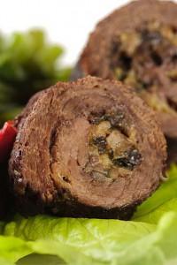 рецепт рулетиков из говядины