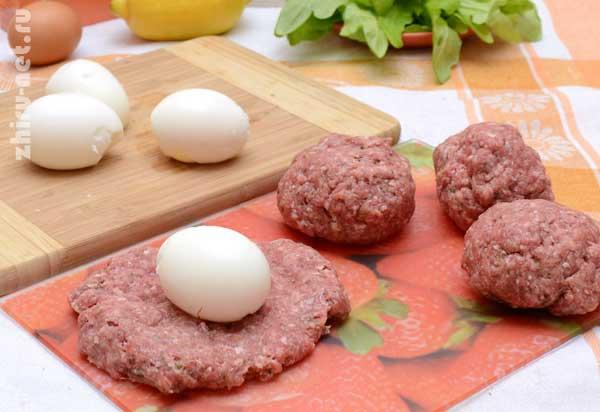 яйца-по-шотландски-в-духовке