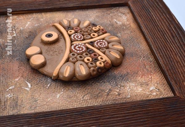 керамика-рыба
