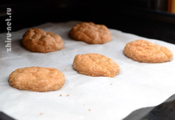 печенье-в-духовке