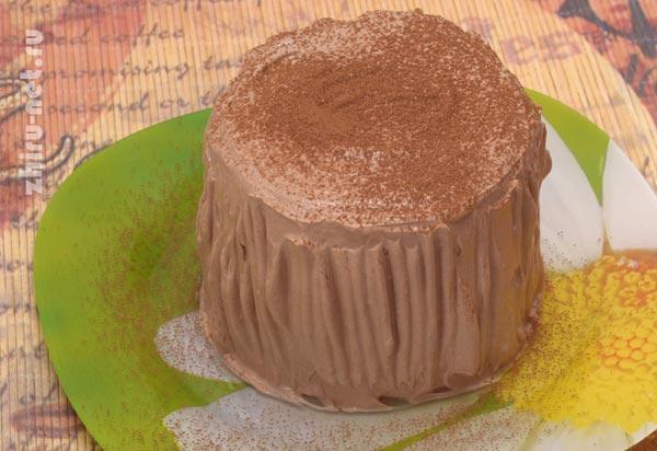 украсить-какао