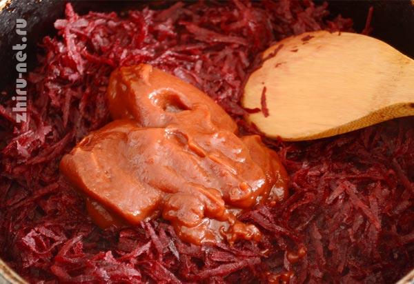 свекла-и-томатная-паста